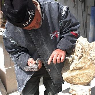 La pietra di Antonio Perna