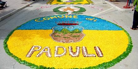 Infiorata di Paduli - edizione 2012