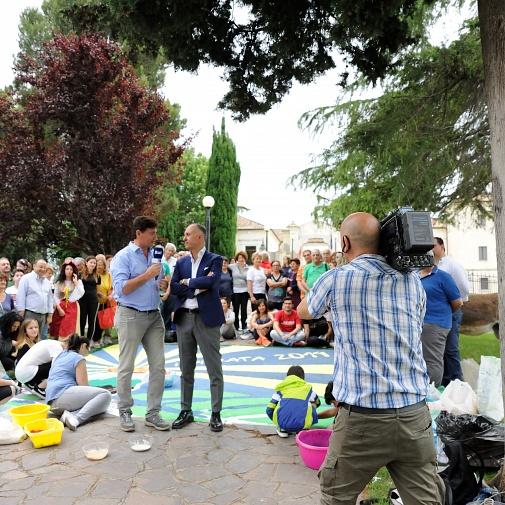 22/06/2019 - Rai3 per il TG Itinerante