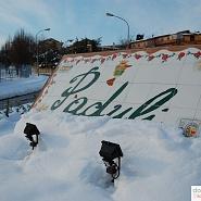 Paduli - La nevicata del '12