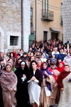 Via Crucis Vivente - Paduli - 24/03/2013 - Anteprima