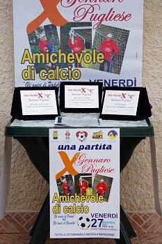 Una partita X Gennaro Pugliese - Paduli 27/12/2013
