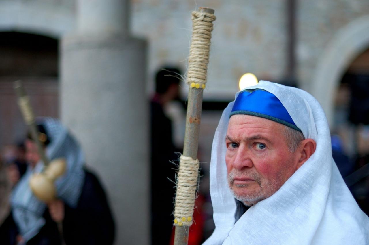 """""""Christi Passio"""" - Via Crucis Vivente - edizione 2013"""