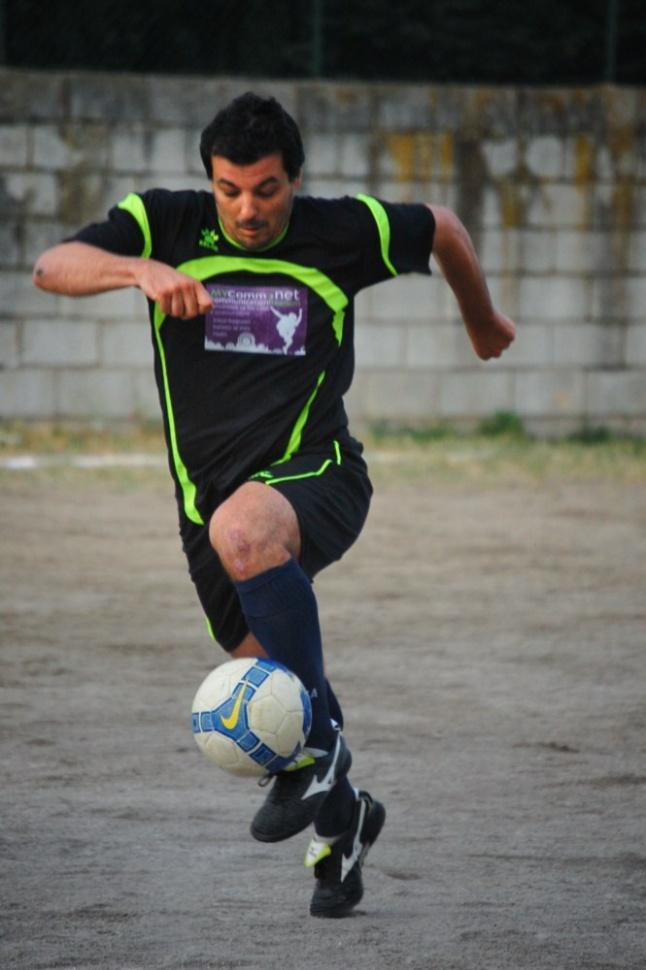 Torneo S. Antonio - ed 2009 - Tradizionale torneo di calcetto in onore di S. Antonio da Padova al campetto del convento di Paduli (BN)