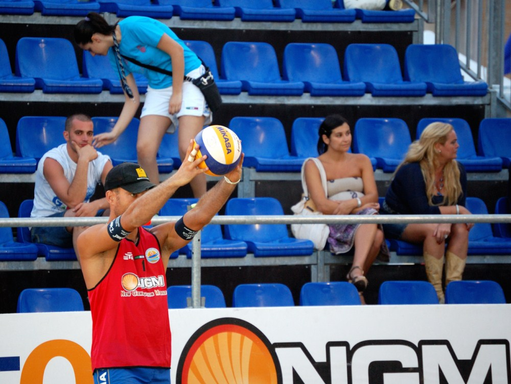 Beach Volley Cup - Benevento - 18/07/2010