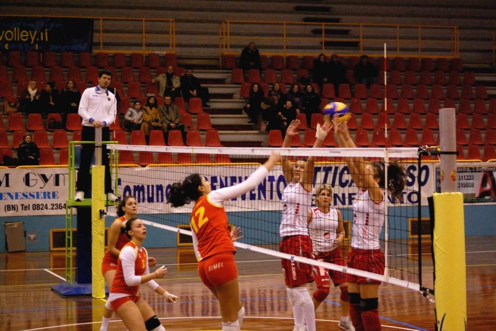 Accademia Volley Benevento - New Volley Oria - Campionato di serie A2 - stagione 2009/2010