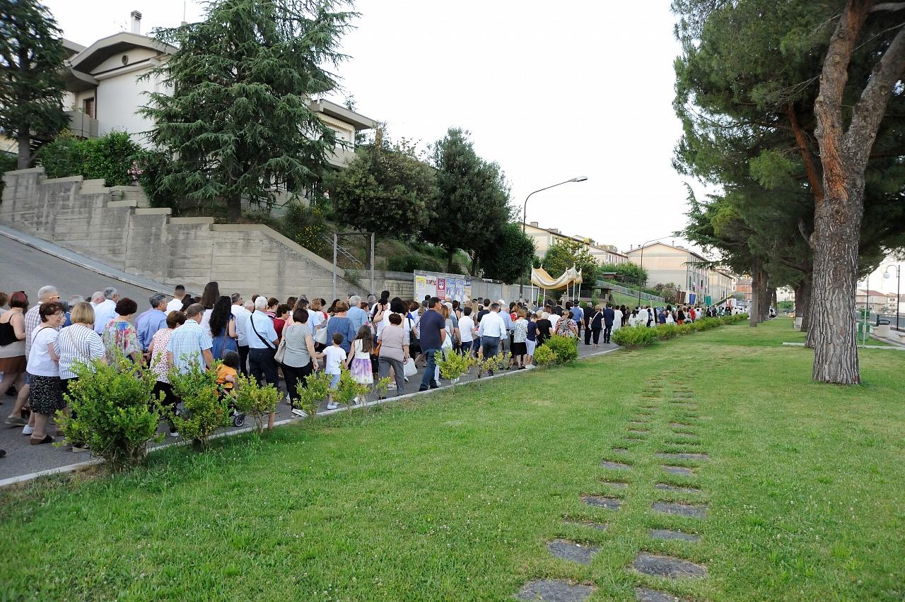 23/06/2019 - Processione del Corpus Domini