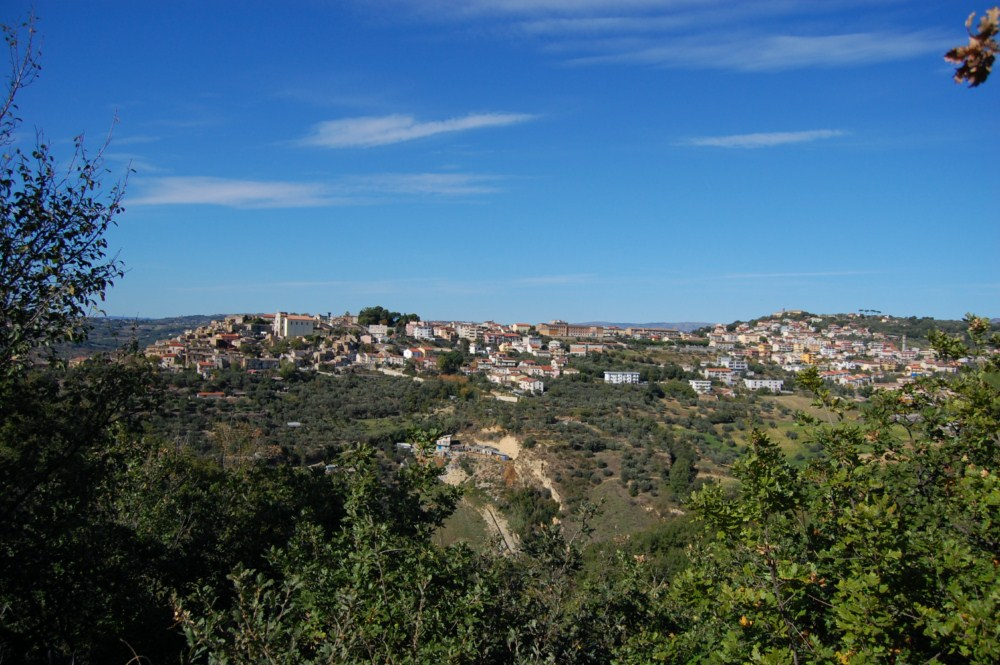 Panoramica di Paduli