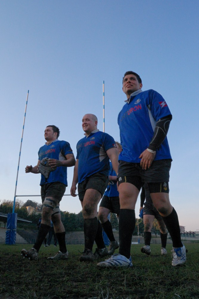 Gladiatori Sanniti - Lyons Piacenza - Campionato di serie A2 di Rugby - stagione 2009/2010