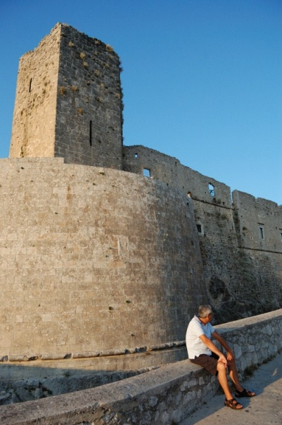 Gargano - Monte Sant'Angelo - Castello
