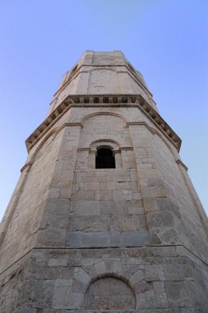 Gargano - Monte Sant'Angelo - Torre Campanaria del Santuario