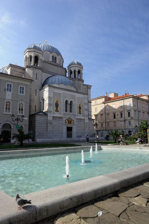 Trieste , dalla scontrosa grazia