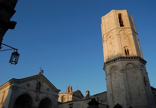 Gargano - Monte Sant'Angelo - Santuario di San Michele Arcangelo