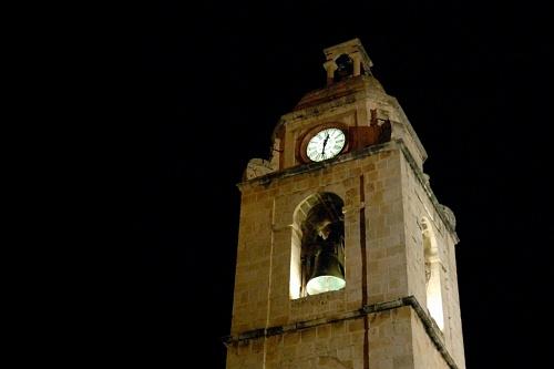 Gargano - Manfredonia - Campanile della Cattedrale